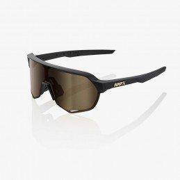 Gafas 100% S2 negro con...