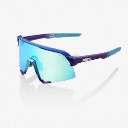 Gafas 100% S3 azul con...