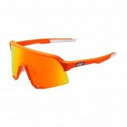 Gafas 100% S3 naranjas con...