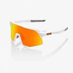 Gafas 100% S3 blancas con...