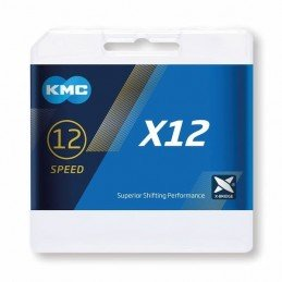 Cadena KMC 12v X12...