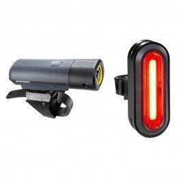 Kit de luces para bicicleta...